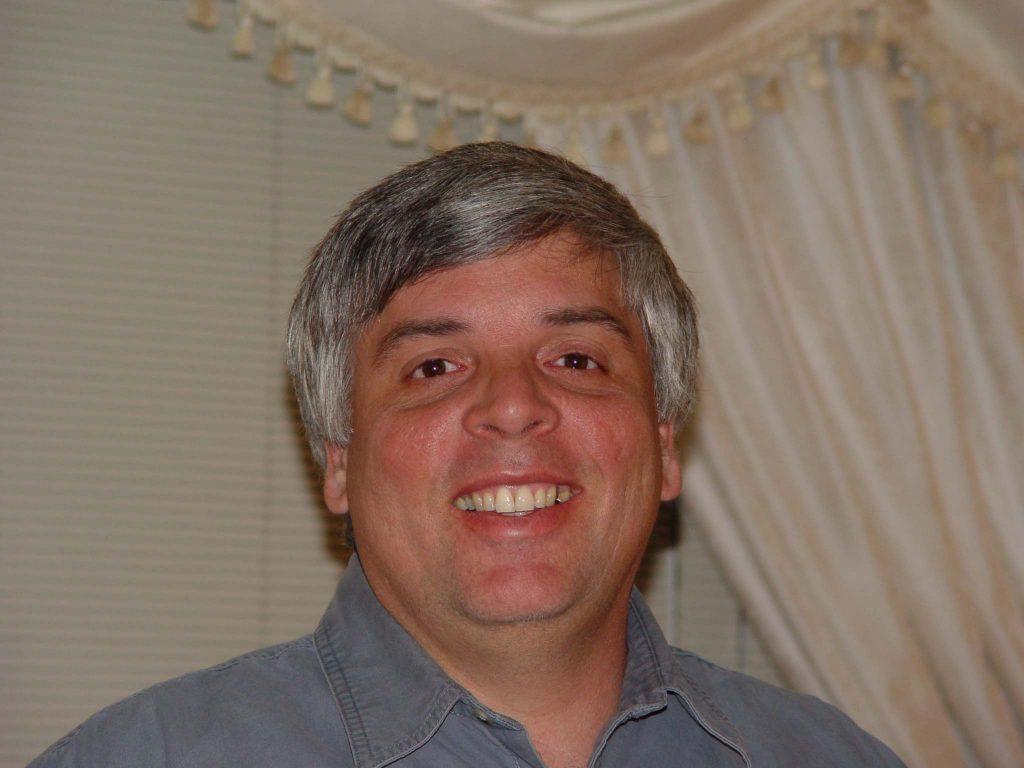 photo of James Laverty Christian Copywriter website optimizer.